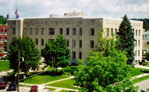Goodhue County Courthouse